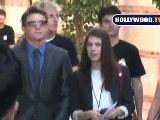 Jesse McCartney Arrives At The Kids Choice Awards On Saturday