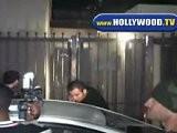 Jodie Foster Leaves KOI Via Backdoor