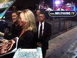 Jenny McCarthy Signing Autographs@ Jimmy Kimmel Live