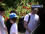 Justin Bieber Hits West Hollywood