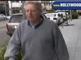 Jerry Springer Walking On Rodeo Dr