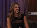Jimmy Kimmel Live Jessica Alba, Part 1