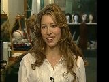 JESSICA BIEL PLEASANTLY SQUEEZED IN THE ILLUSIONIST