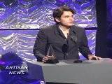 John Mayer Presents Taylor Swift With Hal David Starlight Award