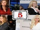 Jennifer Garner Has A Boy, Ann Romney Lashes Out In Jest And Julia Roberts Says Young Stars Deserve A Break -