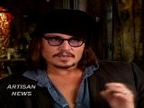 Johnny Depp Meets Pirate Match In Penelope Cruz