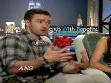 Justin Timberlake And Mila Kunis F--K Buddies?