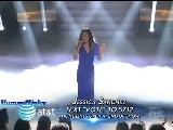 Jessica Sanchez American Idol 2012, Finalists Compete