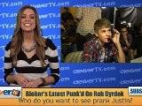 Justin Bieber Punks Rob Dyrdek