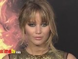Jennifer Lawrence THE HUNGER GAMES World Premiere Arrivals