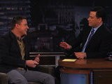 Jimmy Kimmel Live Channing Tatum, Part 2