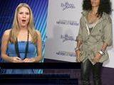 Jada Pinkett Smith Shoots New Music Video Burn For Will Smith!