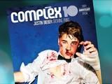 Justin Bieber Is Bruised, Bloody
