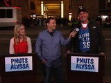 Jimmy Kimmel Live Pmuts Alyssa, Part 2