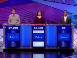 Jeopardy! Season 28.27-2 - Alex, Melanie, & Vince
