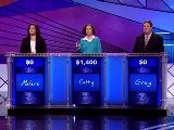 Jeopardy! Season 28.27-3 - Melanie, Cathy, & Greg