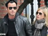 Jennifer Aniston Spoils Her Man Justin Theroux