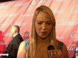 Jennifer Lawrence: On Fashion And Fame