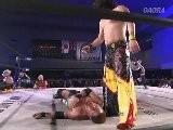 Jimmy Susumu & Jimmy Kagetora Vs Akira Tozawa & BxB Hulk C Dragon Gate