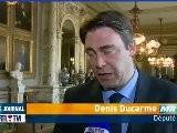 JT RTL : DEMISSION DU GENERAL DELCOUR