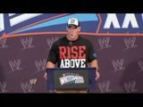 John Cena Is Going To Fight The Rock In Miami