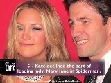 Kate Hudson - Top 10 Fun Facts