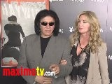 Gene Simmons And Shannon Tweed HAYWIRE Premiere Arrivals
