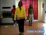 Kick Ball Change Hip Hop Dance Step