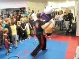 Kung Fu Panda At Total Dojo