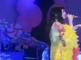 Katy Perry Kisses Boy At Concert