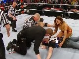 Kane Beating Up Zack Ryder Featuring Eve Torres