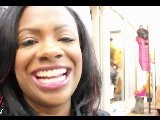 KANDI BURRUSS V-DAY PARTY @ TAGS BOUTIQUE SHOT BY CISE TV FILMS