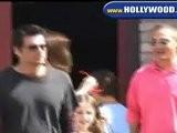 Kate Beckinsale & Len Wiseman In Malibu