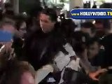 Kate Moss Causes Chaos At LAX