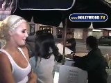 Karissa Shannon Hits Katsuya Restaurant In Hollywood