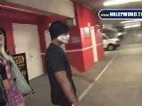 Karissa Shannon Rides Sam Jones&#039 Elevator, Gets White Goop On Nose