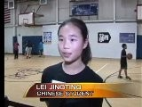 Kobe Bryant Coaches Chinese Kids In LA