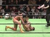 Kotaro Suzuki & Atsushi Aoki C Vs Shuji Kondo & Hiroshi Yamato Pro Wrestling NOAH