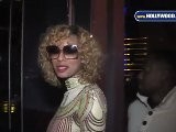 Keri Hilson Out To Dinner At BOA