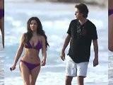 Kim Kardashian Rocks Bikini