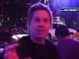 Kato Kaelin Staples Center 011211 YT