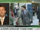 Kirkegaard Says Europe Firewall Will Stabilize Region