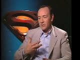 KEVIN SPACEY ASSAULTS SUPERMAN
