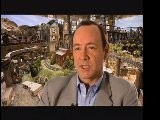 KEVIN SPACEY PSYCHED ABOUT SUPERMAN