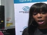 Kelly Rowland Talks Motivation, Obstacles For Here I Am
