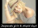 Kimberly Caldwell &ndash Desperate Girls & Stupid Boys Audio