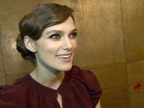 Keira Knightley On The Spanking Scene In A Dangerous Method
