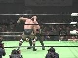 Kotaro Suzuki & Atsushi Aoki Vs Ricky Marvin & Super Crazy NOAH