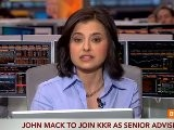 KKR Said To Name John Mack Senior Adviser