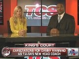 King&#039 S Court - Reaction To New Coaches